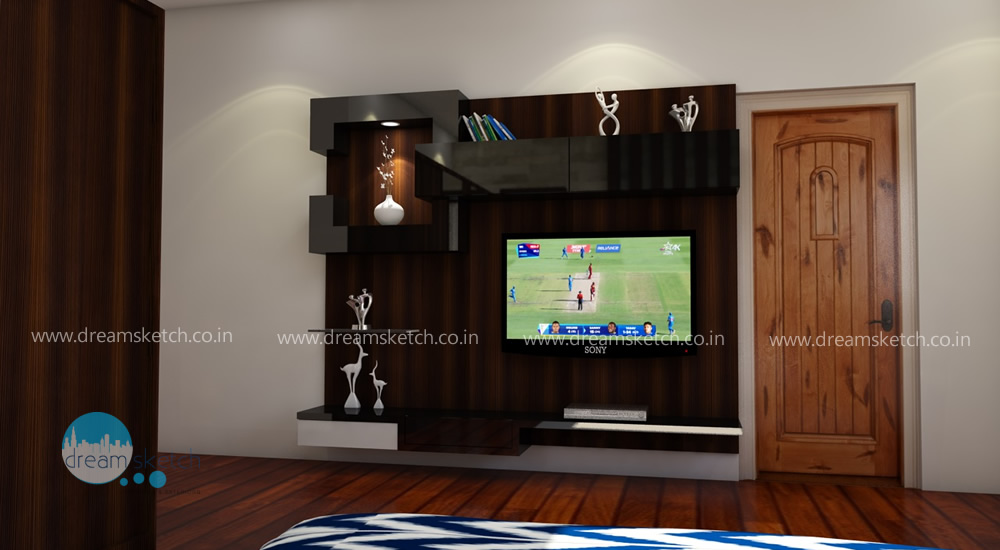 2n- Floor TV Unit View2