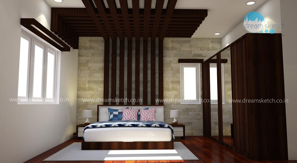 2nd-Floor Master Bedroom View3