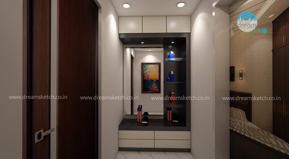 3D Models-2nd Floor Master Bedroom Dressing Table