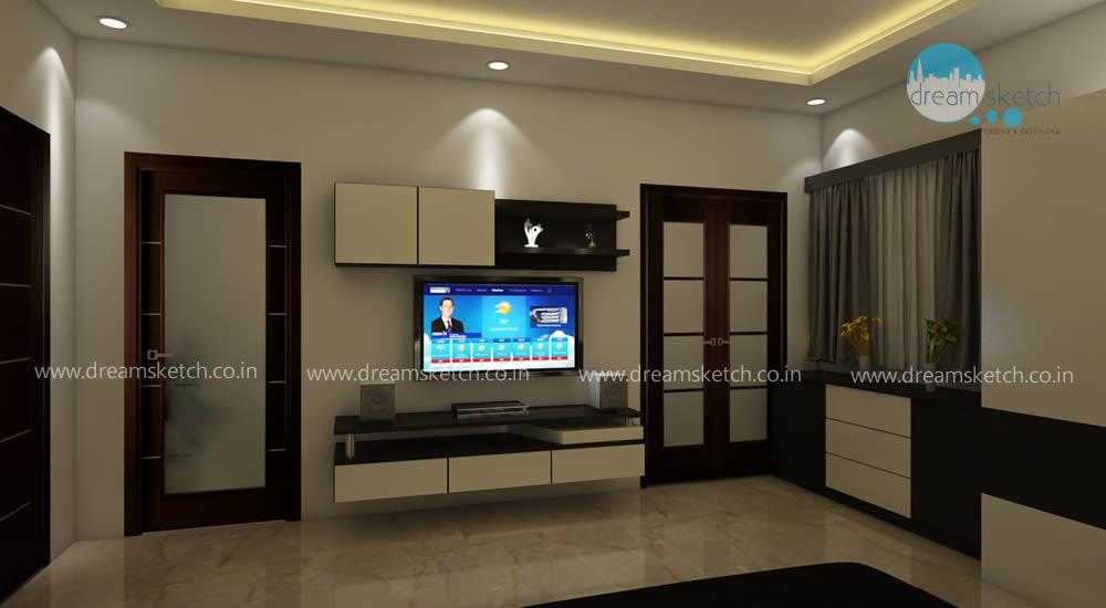 3D Models-2nd Floor Master Bedroom View1