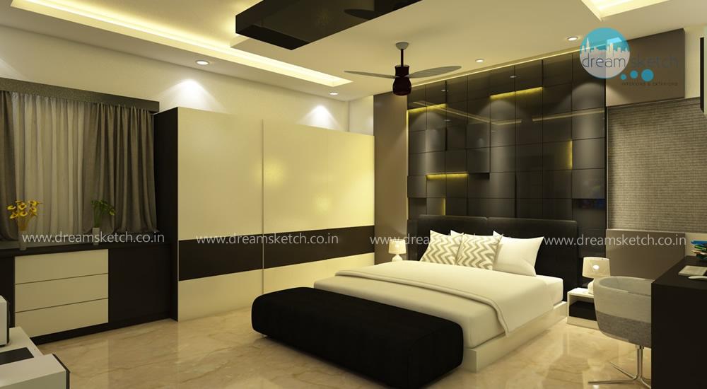 3D Models-2nd Floor Master Bedroom View2