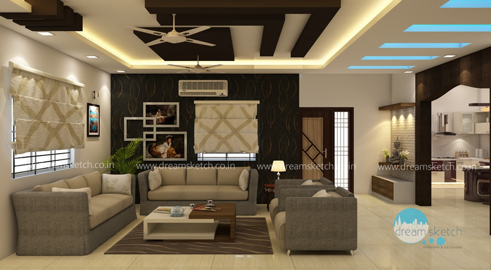 Apex Enclave-Living room2